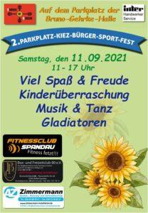 11.09.2021 Kiezfest