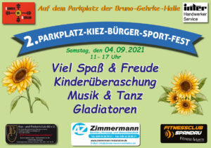 Flyer Kiezfest